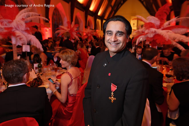 Princes Trust Red Ball