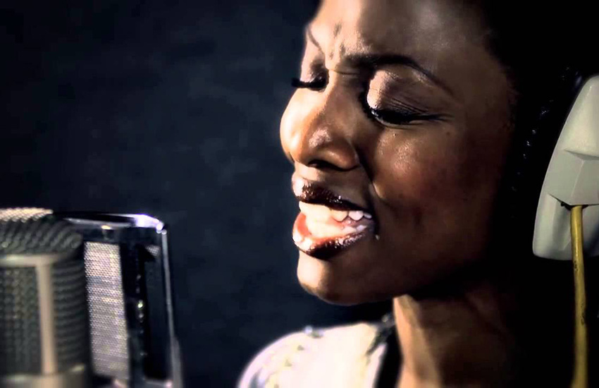 Beverley Knight sings at the Princes Trust Clifton