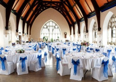 The Beautiful Grand Hall