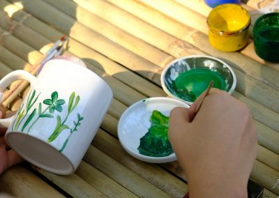 BYOB Pottery Painting